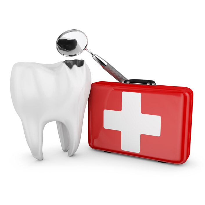 Emergency Exams - Dental Services